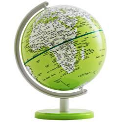 Globo Pequeno Mapa Mundi Verde em Polipropileno - Urban R$ 60,95 R$ 44,95 1x de R$ 40,46 sem juros