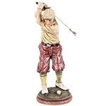 Golfista Camisa Bege Fullway
