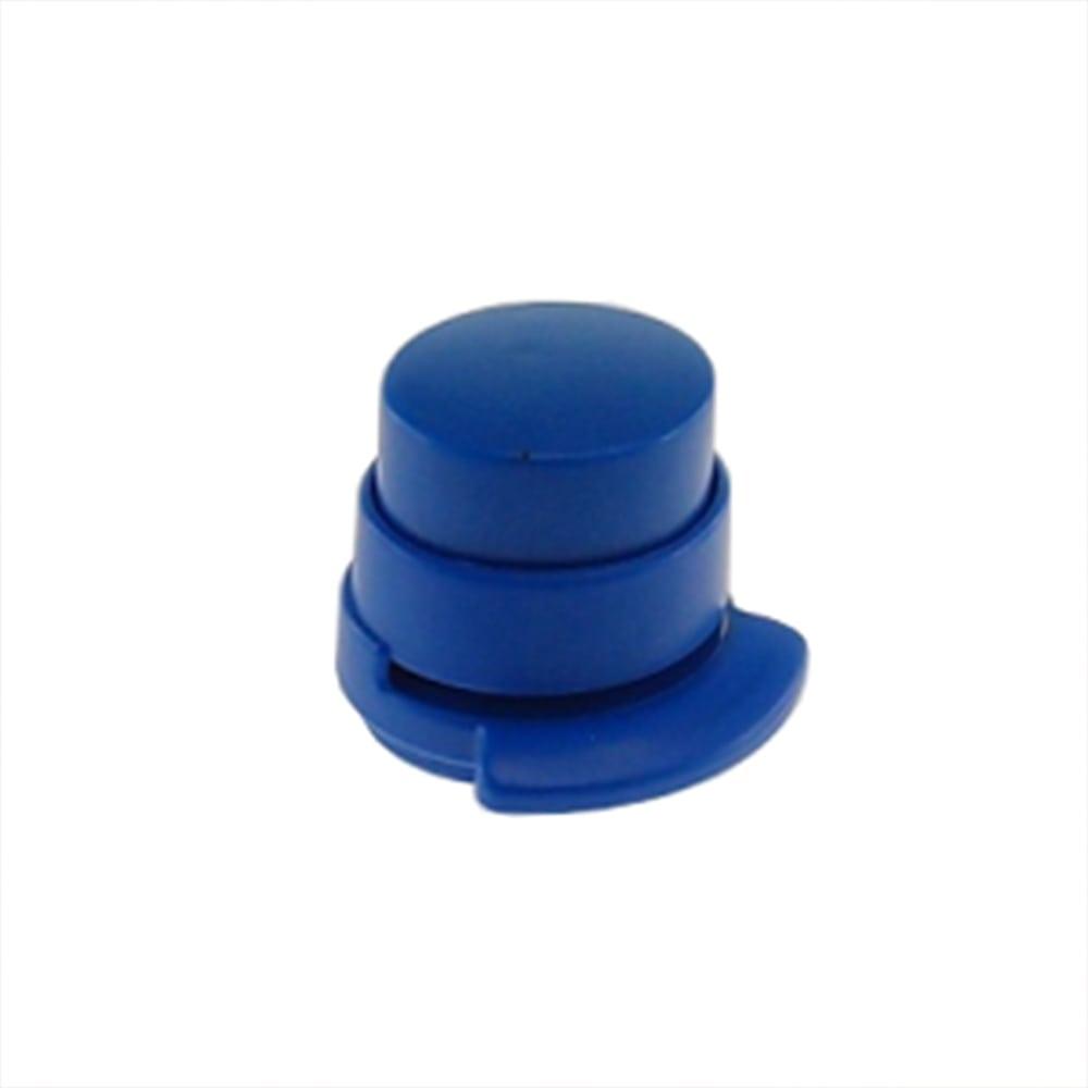 Grampeador Ecológico Azul - 6x5 cm