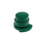 Grampeador Ecológico Verde - 6x5 cm