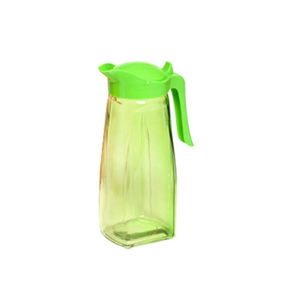 Jarra Conic em Vidro Verde - 1,5 Litros - Lyor Design