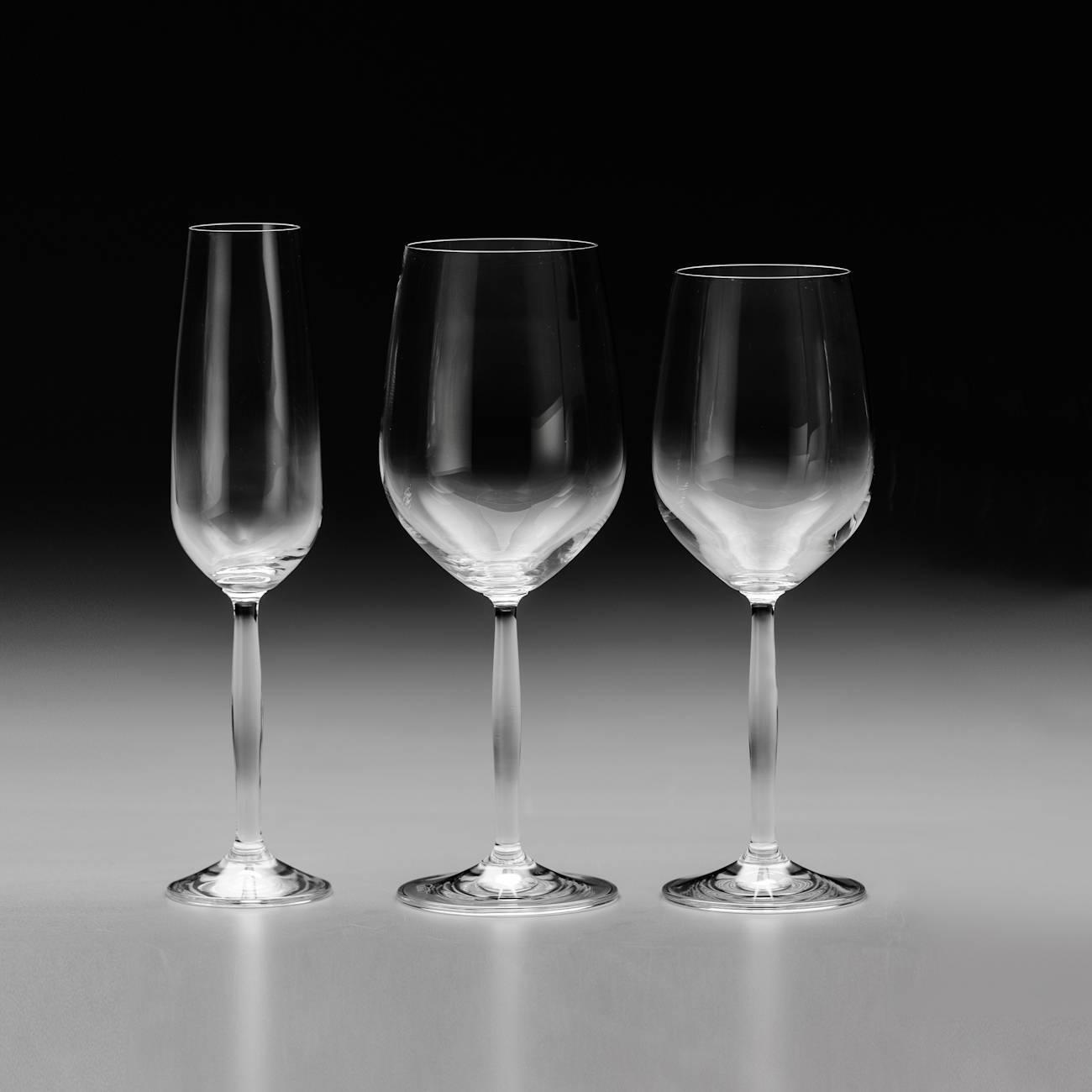 Conjunto de Taças Enjoy - 18 Peças - em Cristal - Rona