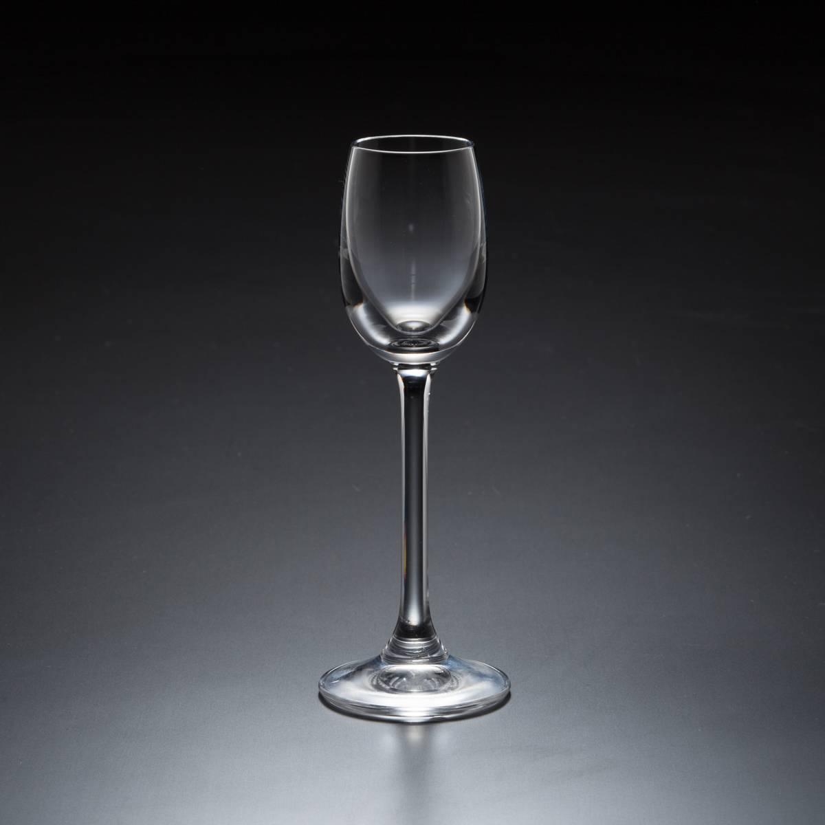 Conjunto 6 Taças para Licor Gastro em Cristal - 65 ml - Bohemia Crystalite