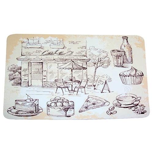 Jogo Americano Bar e Café em MDF - 30x40 cm