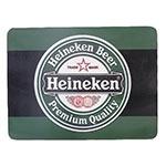 Jogo Americano Heineken Beer em MDF - 30x40 cm