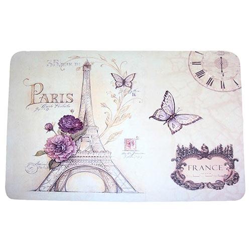 Jogo Americano Torre Eiffel Paris em MDF - 30x40 cm