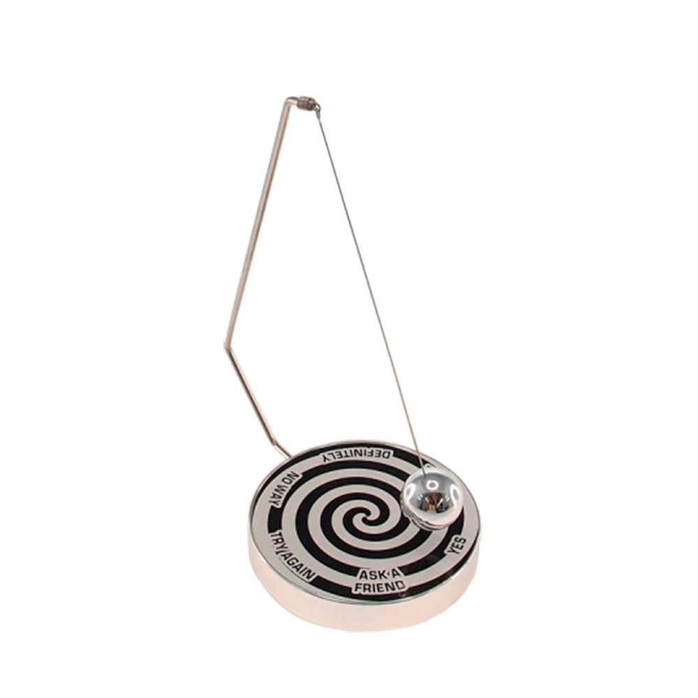Jogo das Perguntas Pêndulo Preto/Branco - 30x16 cm