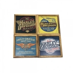 Kit quadros Harley Davidson