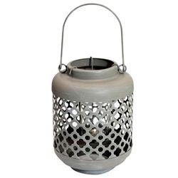 Lanterna Decorativa Quartzo em Metal R$ 149,80 R$ 99,80 1x de R$ 89,82 sem juros