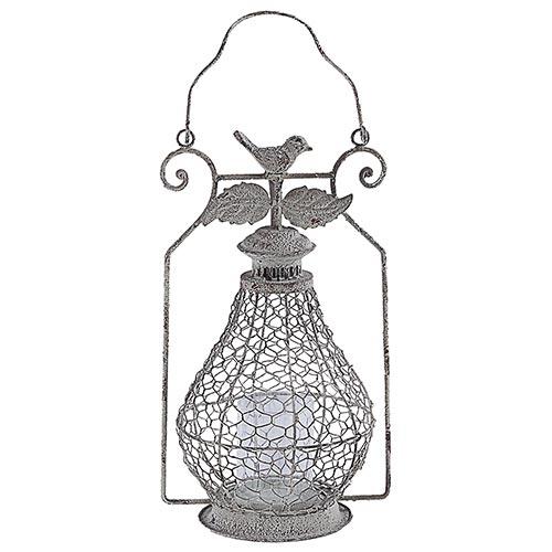 Lanterna Gaiola Lampião Média Oldway - 51x40 cm