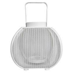 Lanterna Marroquina Grande Fisherman Branca em Metal - Urban R$ 149,95 R$ 99,95 1x de R$ 89,96 sem juros