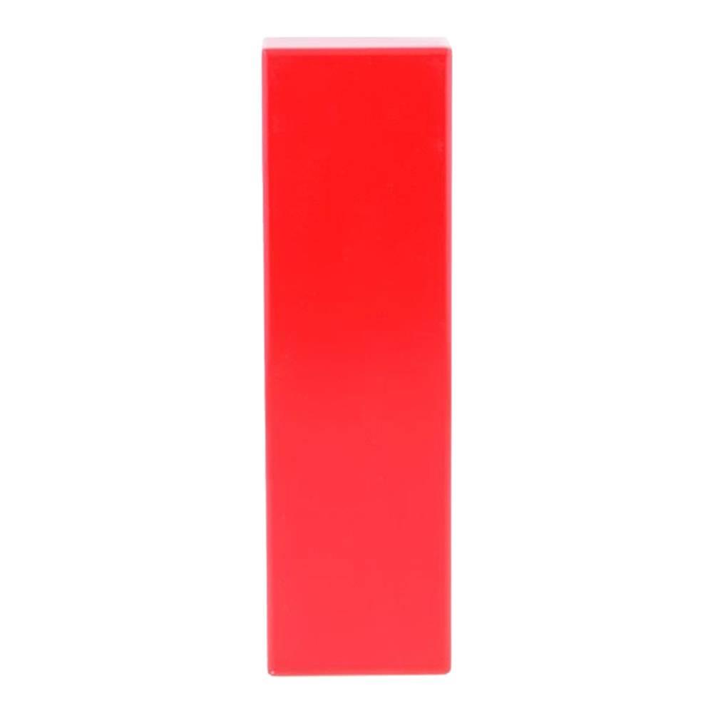 Letra Decorativa I Vermelha em Laca - 20x20 cm