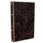 Livro Caixa Antique Arabesco