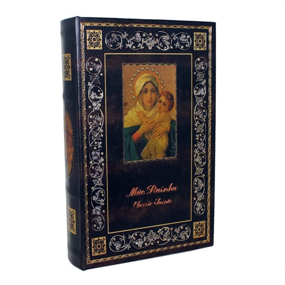 Livro Caixa Golden Mãe Rainha