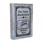 Livro caixa The Three Musketeers