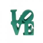 Love estilo NY cor Tiffany