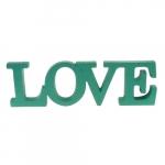 Letreiro LOVE tiffany