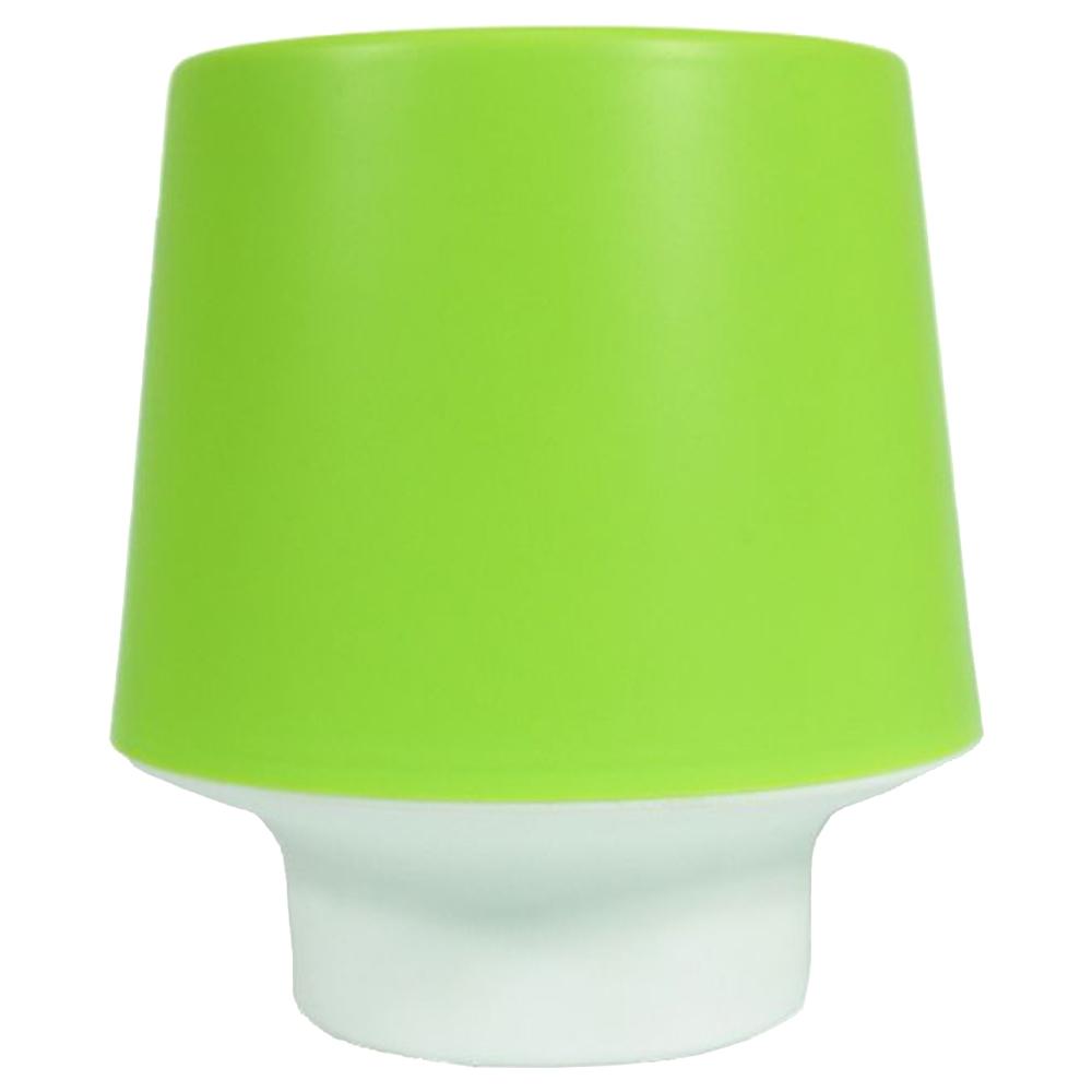 Luminária Candy Verde Pequena de Mesa - 16x15 cm