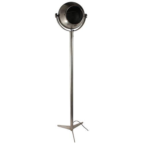 Luminária Chão Refletor Móvel Grande Fullway - 174x38x40cm