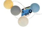 Luminária Decorativa Kit Carrinhos - 220V