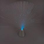Luminária LED Fios de Fibra Vibratória