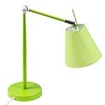 Luminária de Mesa Regulável Verde Fullway - 75x15 cm