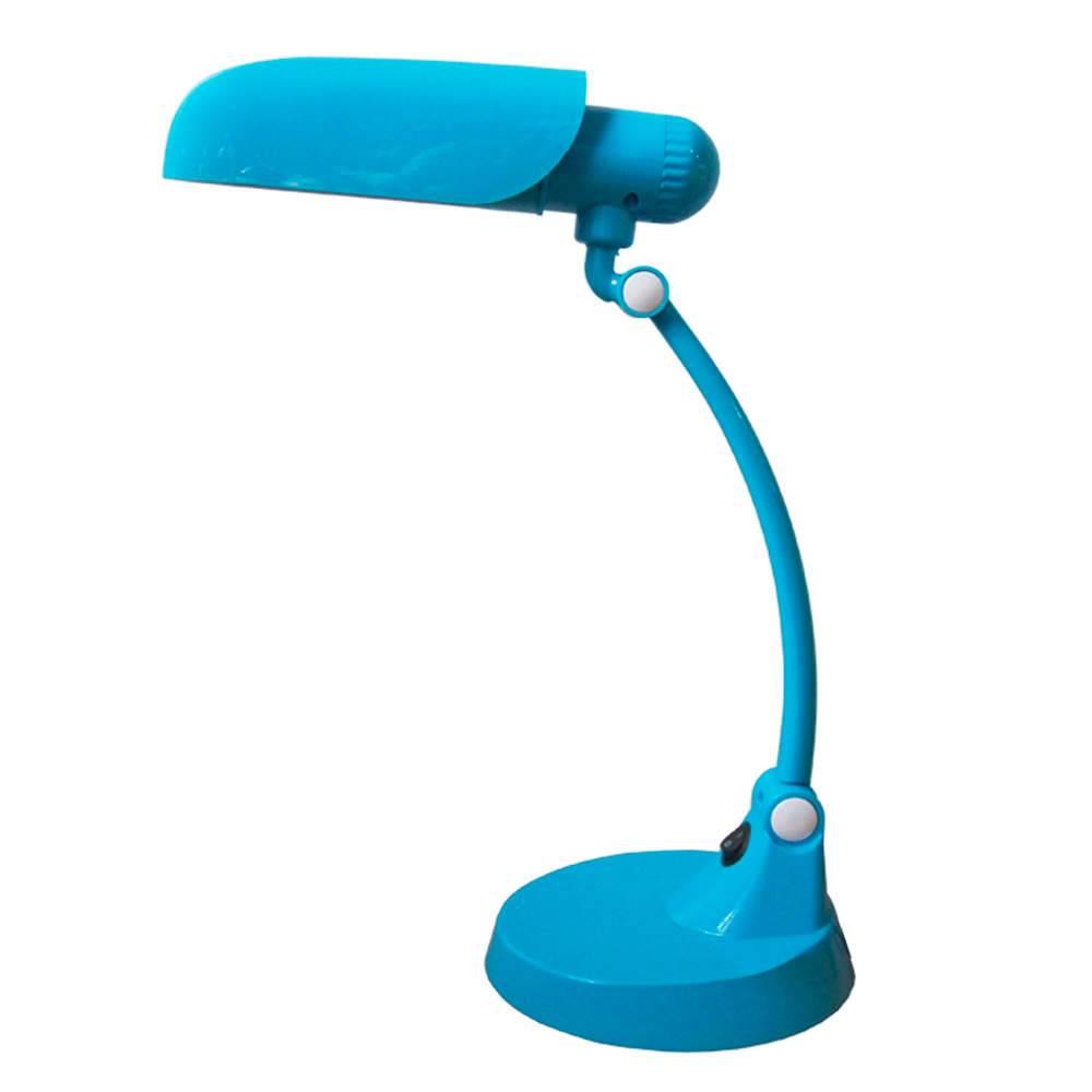 Luminária Toucan Azul em Polipropileno - Urban - 41,8x17,5 cm