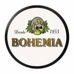 Luminoso Bohemia Branco Bivolt em Alumínio com LED - 30x4 cm