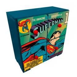Mini Gaveteiro DC Comics Superman Flying em Madeira - Urban R$ 199,80 R$ 139,80 2x de R$ 69,90 sem juros
