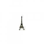 Mini Torre Eiffel em Metal - 13x5 cm