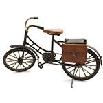 Miniatura de Bicicleta com 2 Bolsas