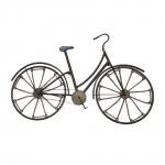 Miniatura de Bicicleta Aramada em Metal