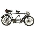 Miniatura de Bicicleta Dupla Oldway