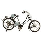 Miniatura de Bicicleta Monet em Metal Oldway - 34x20 cm