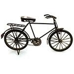 Miniatura de Bicicleta Preta Gd