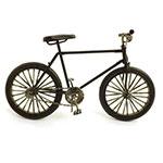 Miniatura de Bicicleta Preta Pq