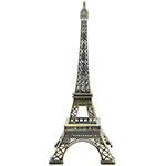 Miniatura Decorativa Torre Eiffel 18 em Metal