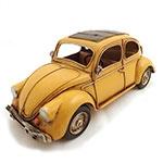 Miniatura de Fusca Amarelo  Oldway