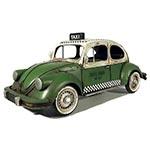 Miniatura de Fusca Taxi Verde