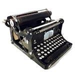 Miniatura de Máquina de Escrever
