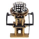 Miniatura Máquina de Escrever Vintage Oldway - 21x21x23 cm