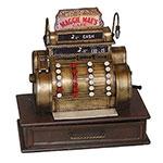 Miniatura de Maquina Registradora GD Cash Oldway Pequena