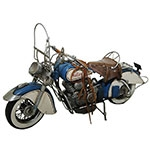 Miniatura de Moto Indian Chief 1947 Grande Oldway