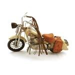 Miniatura de Motocicleta Indian