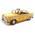 Miniatura de Taxi Amarelo
