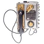 Miniatura de Telefone Vintage Oldway - 32x26 cm