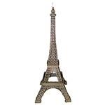 Miniatura Torre Eiffel Grande Oldway - Em Metal - 80x30 cm
