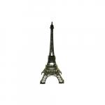 Miniatura de Torre Eiffel MM em Metal - 32x12 cm