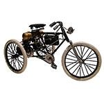 Miniatura de Triciclo 1900