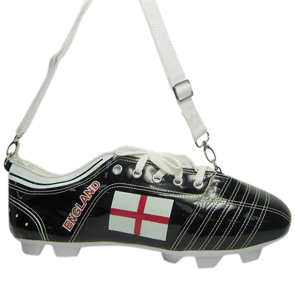Mochila Football Boot England em PU - Urban - 41,5x14,5 cm